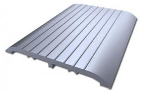 door threshold plate for acoustic doors