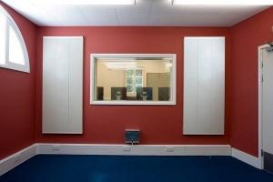 TufSound School Music room